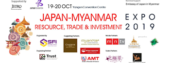 Japan - Myanmar Resource, Trade & Investment Expo 2019 Zipevent