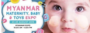 Myanmar Maternity Baby Toys Expo Zipevent