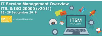 🛎👷♀👷♂อบรมการจัดการ การบริการด้านไอที ITSM & ISO 20000 (v2011) Zipevent