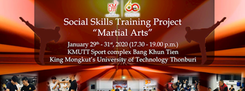 "Social Skills Training Project ""Martial Arts"" Zipevent"