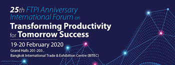 International Forum on Transforming Productivity for Tomorrow Success Zipevent