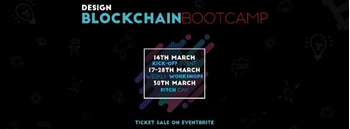 Design Blockchain Bootcamp