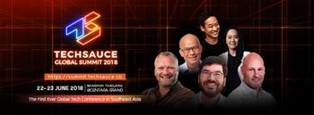 Techsauce Global Summit 2018 Zipevent