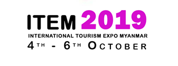International Tourism Expo, Myanmar - ITEM 2019 Zipevent