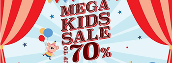 Mega Kids Sale Zipevent