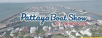 Ocean Marina Pattaya Boat Show 2019 Zipevent