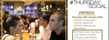 Thursday Social: Fintech