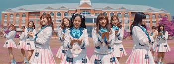 "BNK48 6th Single ""Beginner"" Handshake Zipevent"