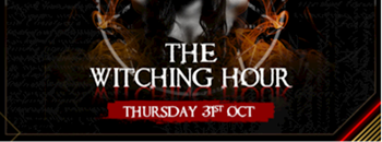 Halloween: The Witching Hour | Thursday, 31 October 2019 Zipevent