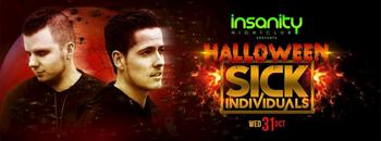 Sick Individuals l Halloween Zipevent