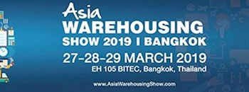 Asia Warehousing Show 2019 Zipevent