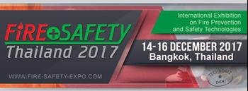 FIRE&SAFETY  THAILAND 2017