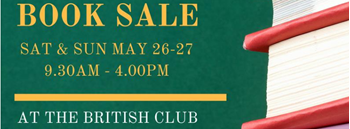 Neilson Hays Library's May Book Sale Zipevent
