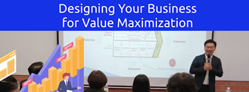 Designing Your Business for Value Maximization Zipevent