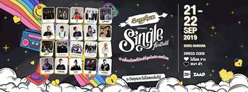 SangSom Presents Single Festival 2019 Zipevent