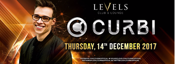 CURBI at Levels l Thursday 14th December 2017