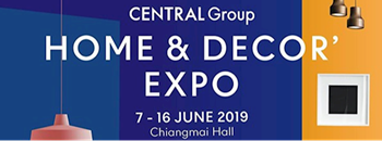 Central Group Home & Decor Expo 2019 Zipevent