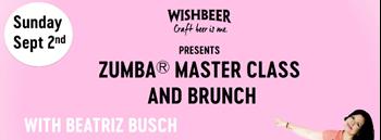 Zumba® Class and Brunch with Beatriz Busch Zipevent