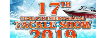 Thailand International Tackle Show 2019 Zipevent