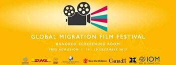 Global Migration Film Festival 2017 (Thailand)