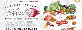 Bangkok Farmers' Market (26-27 Oct) Zipevent