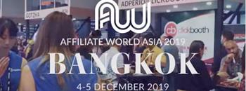 Affiliate World Asia 2019 Zipevent