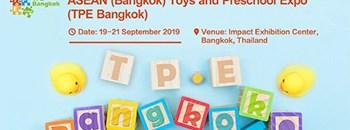 TPE Bangkok ASEAN (Bangkok) Toys and Preschool Expo Zipevent