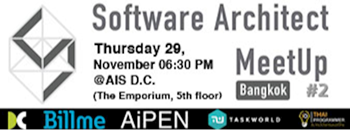 Software Architect Meetup #2 Zipevent