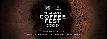 Thailand Coffee Fest 2020 : Exhibitor Registration Zipevent