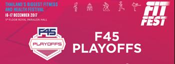 F45 Playoffs