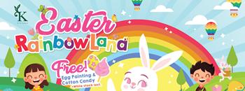 Easter Rainbow Land @ K Village Zipevent