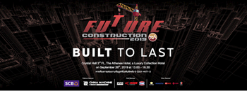 Future Construction 2019 - Built to Last Zipevent