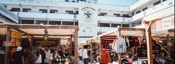 """ UNION CAMP "" Vintage Flea Market @ จตุจักร"