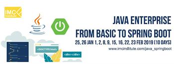 เรียนภาษา JAVA พื้นฐานจนสามารถประยุกต์ใช้ Spring boot Framework Zipevent