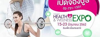Thailand Health & Wellness Expo Zipevent