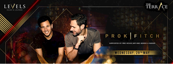 Prok & Fitch | The Terrace Zipevent