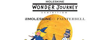Moleskine Wonder Journey Exhibition Zipevent