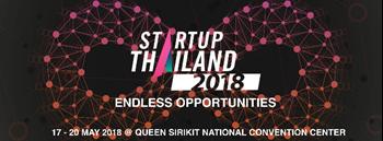 Startup Thailand 2018 Zipevent