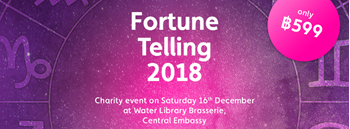 Fortune Telling Event 2018 - Charity event with Socialgiver