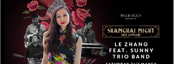 Shanghai Jazz Night & Live Concert by Le Zhang