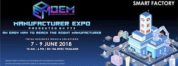 OEM Manufacturer Expo 2018 Zipevent