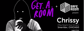 GET A ROOM feat. Chrissy (Nite Owl Diner) | Chicago