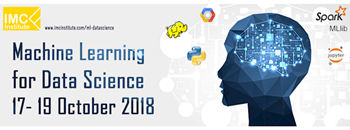 🕹🕹 หลักสูตรพัฒนา Machine Learning for Data Science วันที่ 20 - 22 มิถุนายน 2018 🕹🕹 Zipevent