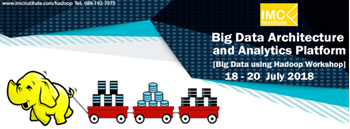 Big Data Architecture and Analytics Platform 18 - 20 กรกฎาคม 2018 Zipevent