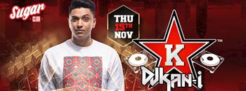 ★ Sugar Club Invites: Kan-i - India's #1 Hiphop DJ Zipevent
