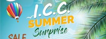 I.C.C. Summer Surprise Sale Zipevent
