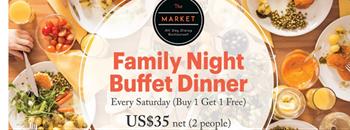 Family Night Buffet Dinner Zipevent