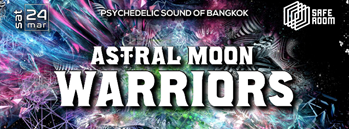 Astral Moon Warriors