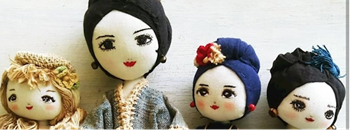 Handmade Fabric Dolls Workshop Zipevent