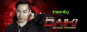 Japan Nights with DJ DAIKI Zipevent